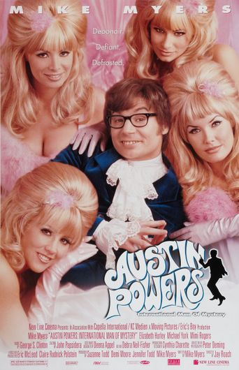 Watch Austin Powers: International Man of Mystery