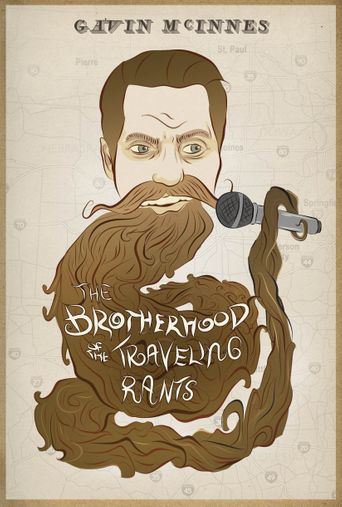 The Brotherhood of the Traveling Rants Poster