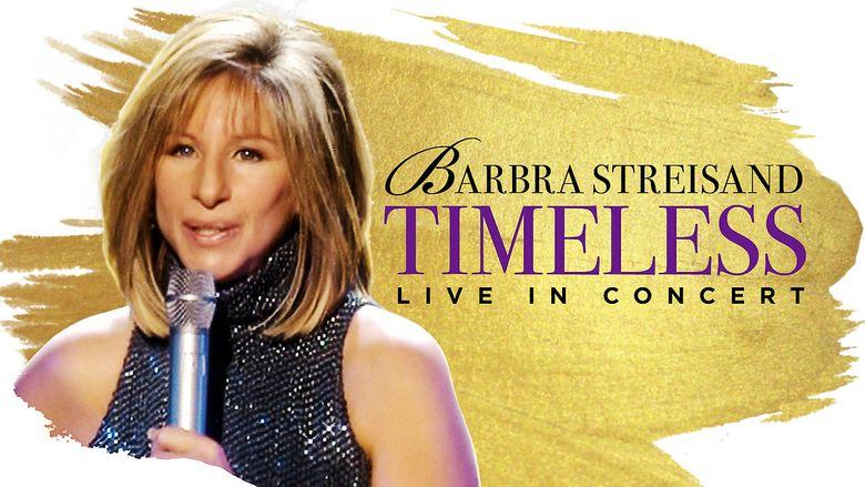 Barbra Streisand - Timeless - Live in Concert Poster