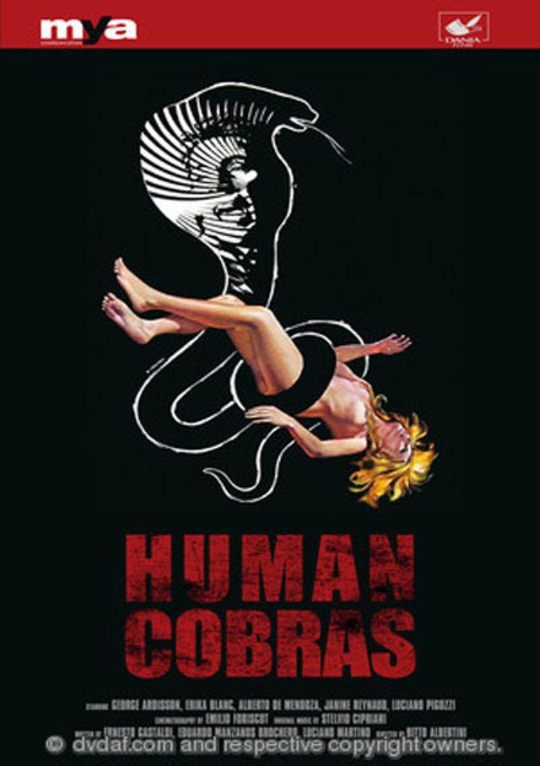 Human Cobras Poster