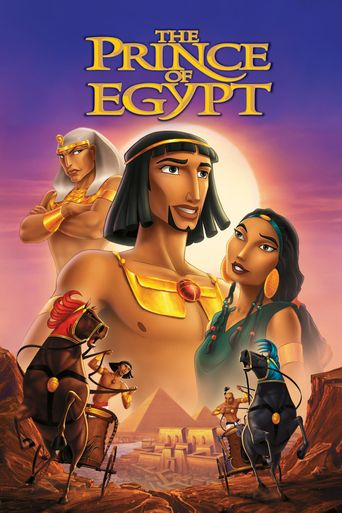 Watch The Prince of Egypt