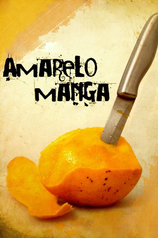 Mango Yellow Poster