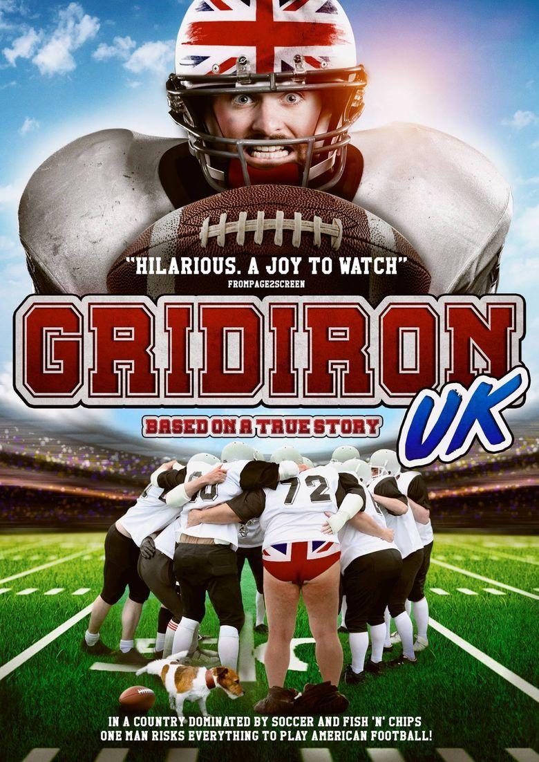Gridiron UK Poster