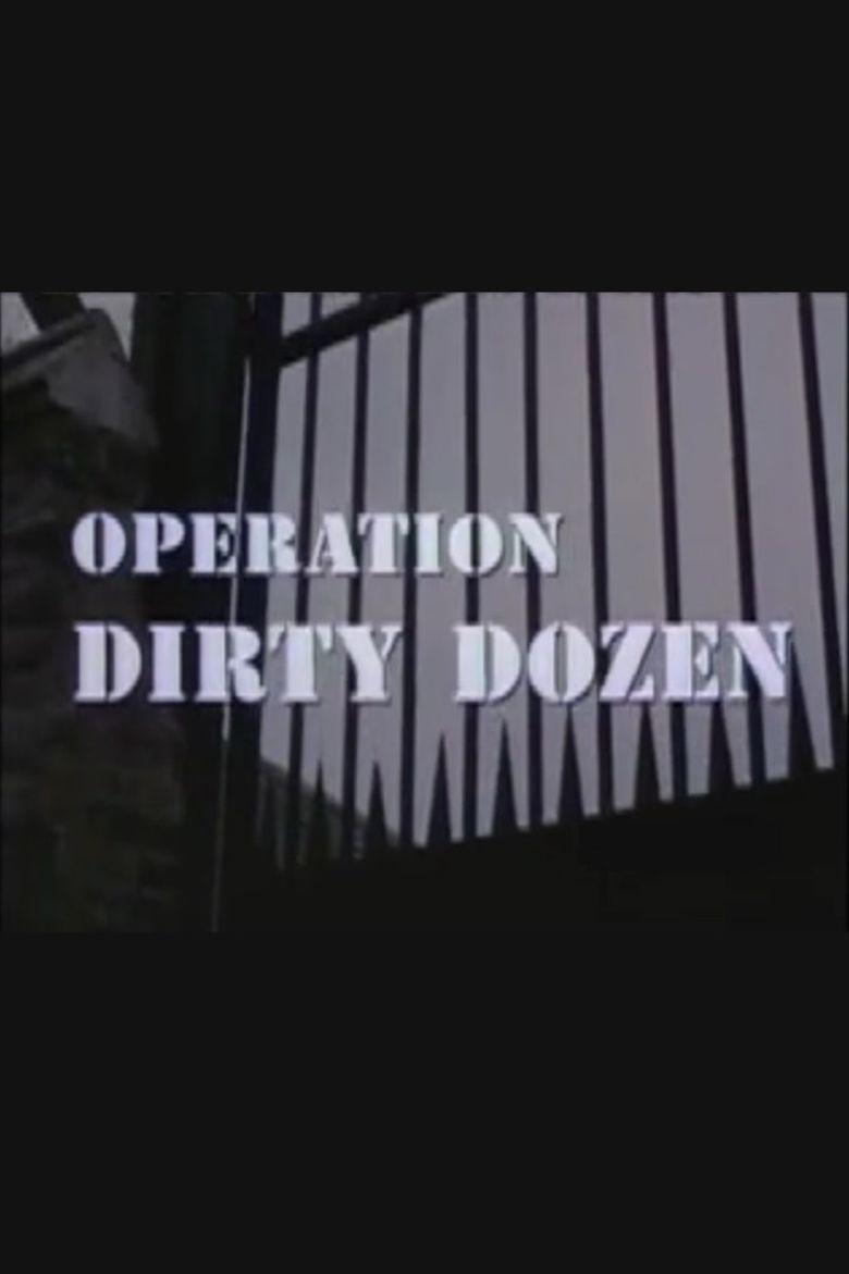 Operation Dirty Dozen Poster