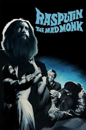 Rasputin: The Mad Monk Poster