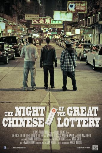 The Night of the Great Chinese Lottery Poster