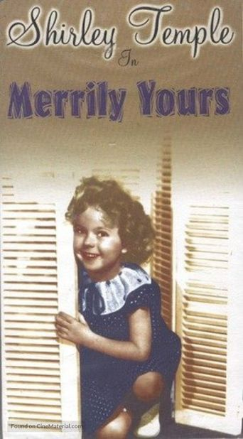 Merrily Yours Poster