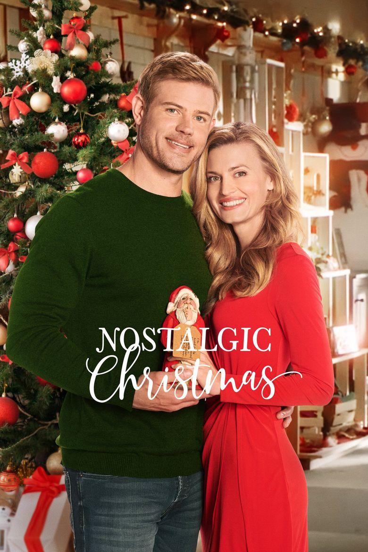 Nostalgic Christmas Poster