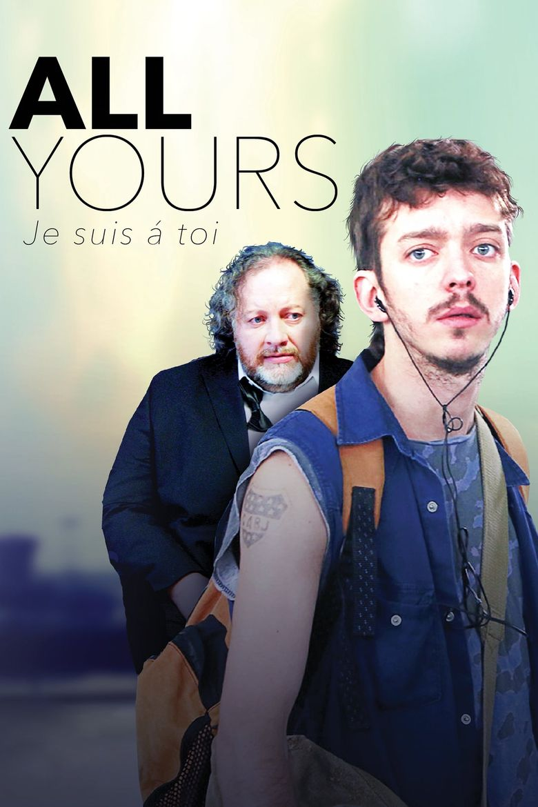 All Yours Poster