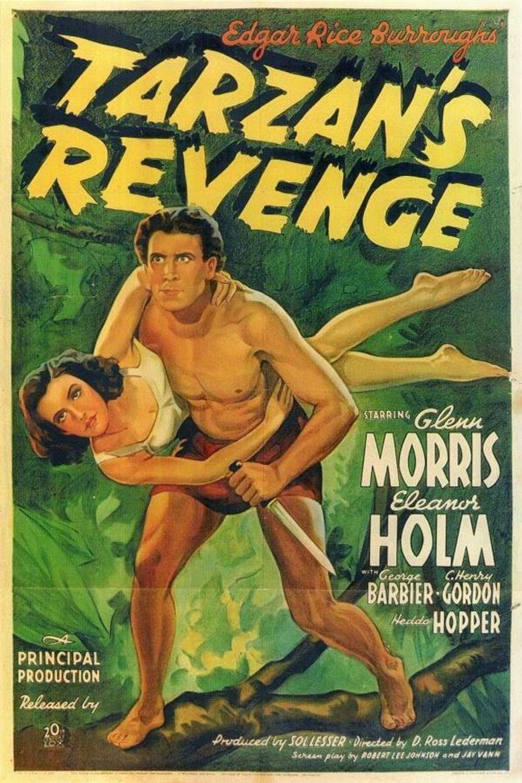 Watch Tarzan's Revenge