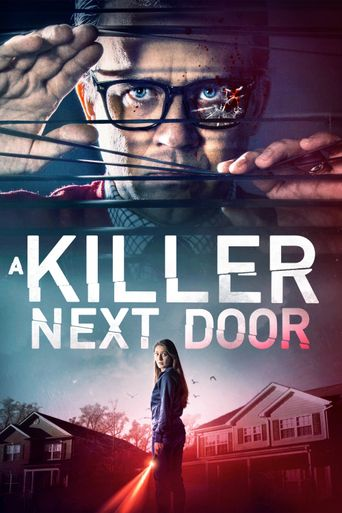 A Killer Next Door Poster