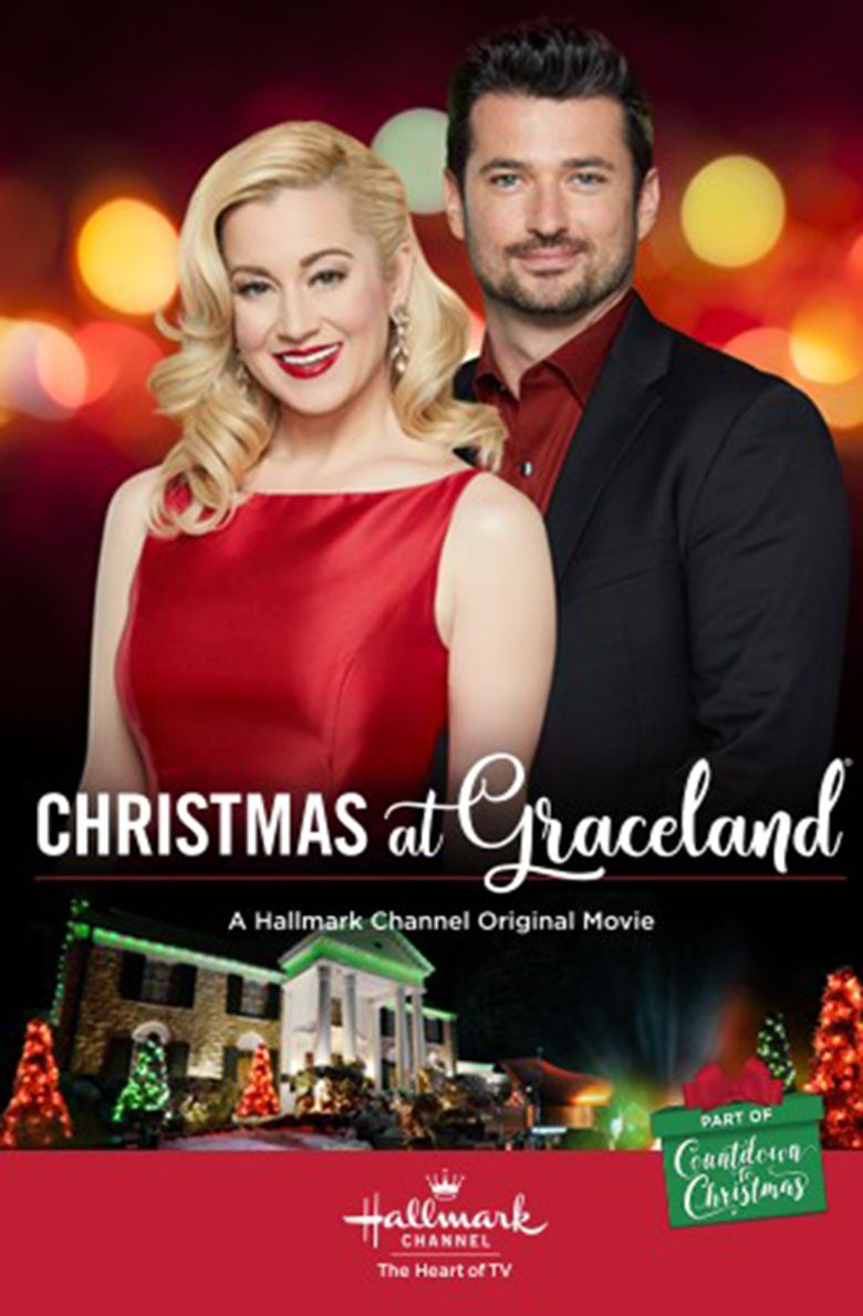 Christmas at Graceland Poster
