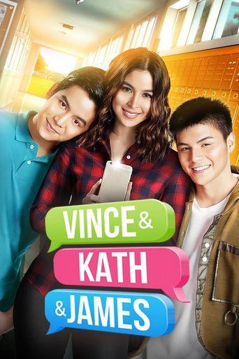 Vince & Kath & James Poster