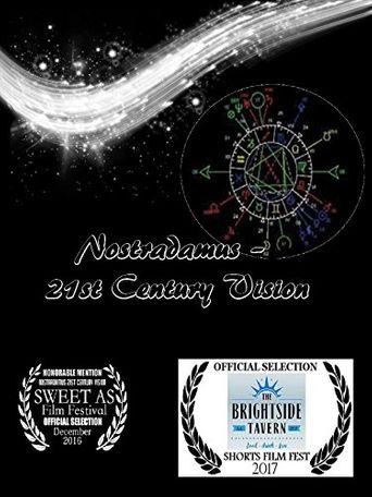 Nostradamus' 21st Century Vision Poster