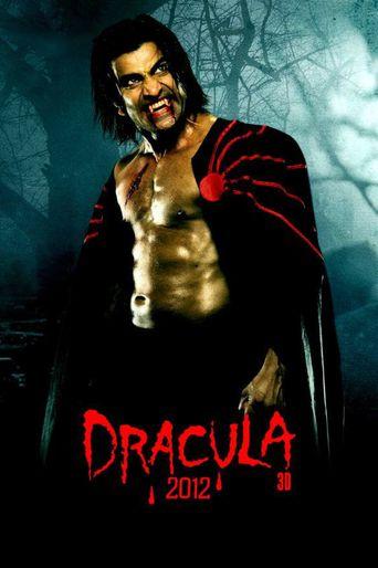 Dracula 2012 Poster