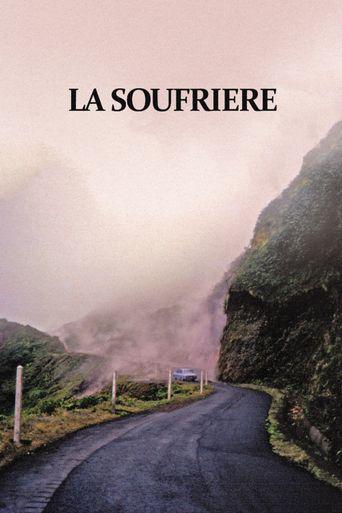 La Soufrière Poster