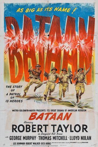 Bataan Poster