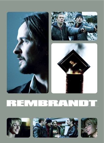 Stealing Rembrandt Poster