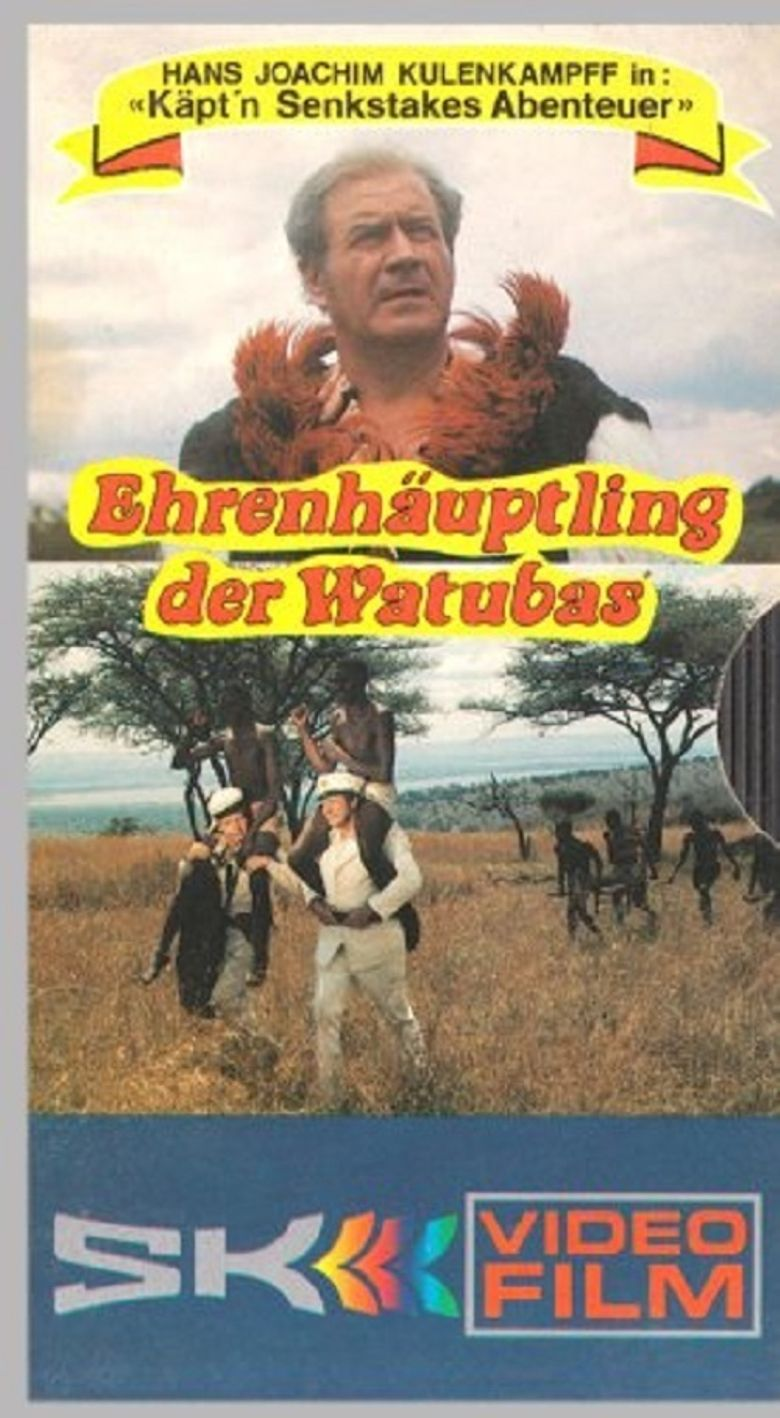 Käpt'n Senkstakes Abenteuer: Ehrenhäuptling der Watubas Poster