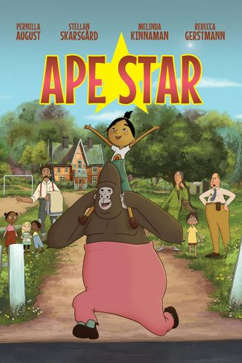 The Ape Star Poster