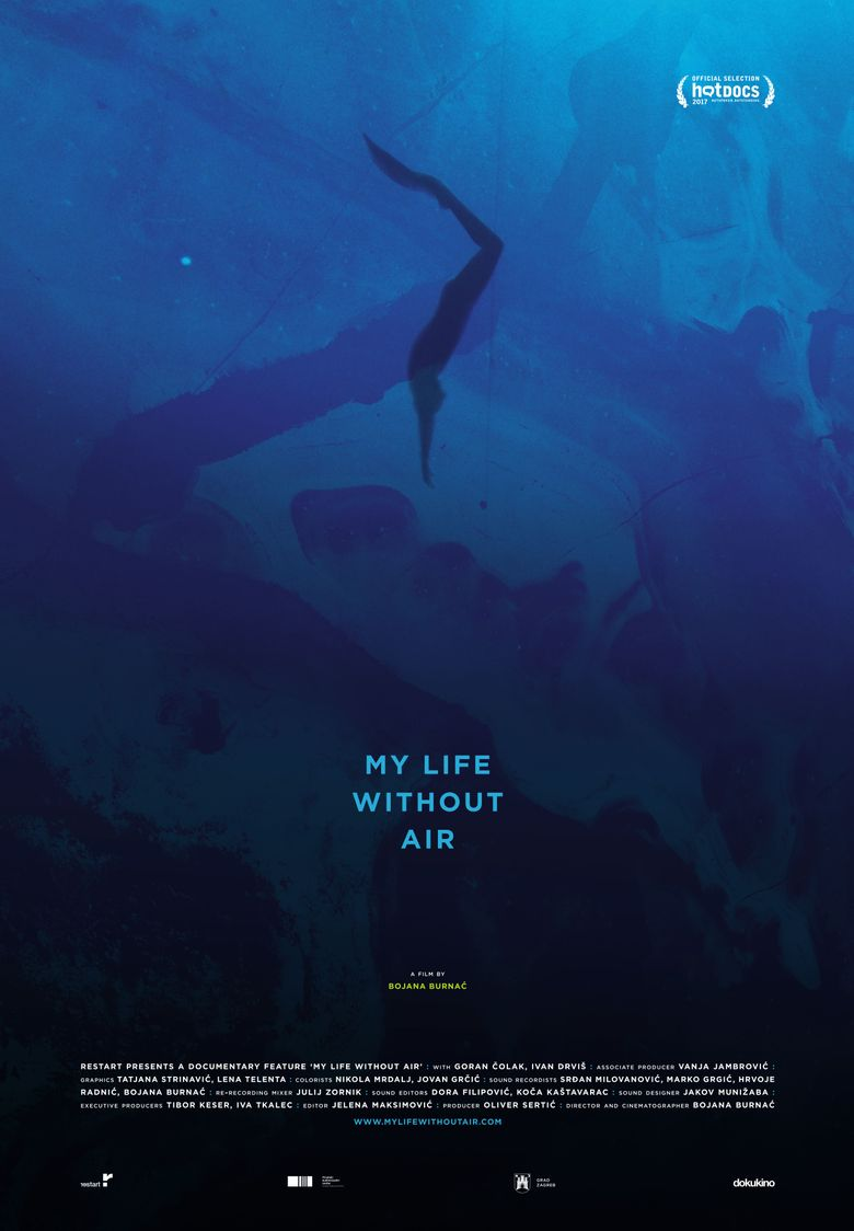 My Life Without Air Poster