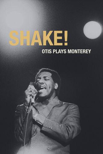 Shake! Otis at Monterey Poster