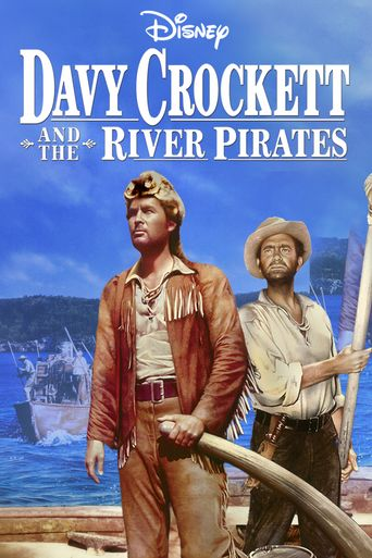 Watch Davy Crockett and the River Pirates