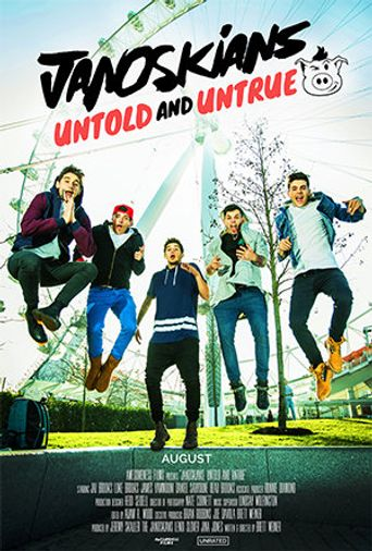 Janoskians: Untold and Untrue Poster