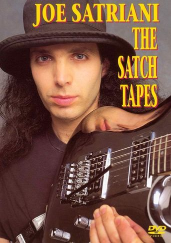 Joe Satriani: The Satch Tapes Poster