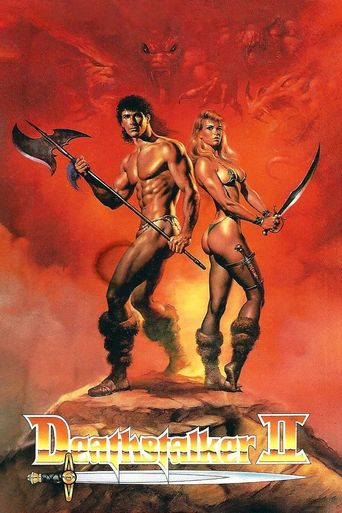 Watch Deathstalker II