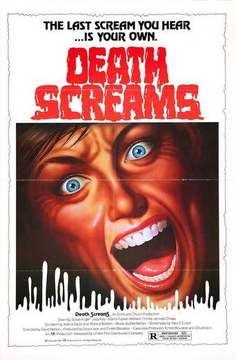 Death Screams Poster