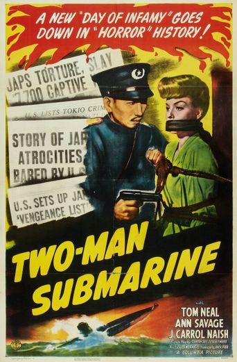 Two-Man Submarine Poster