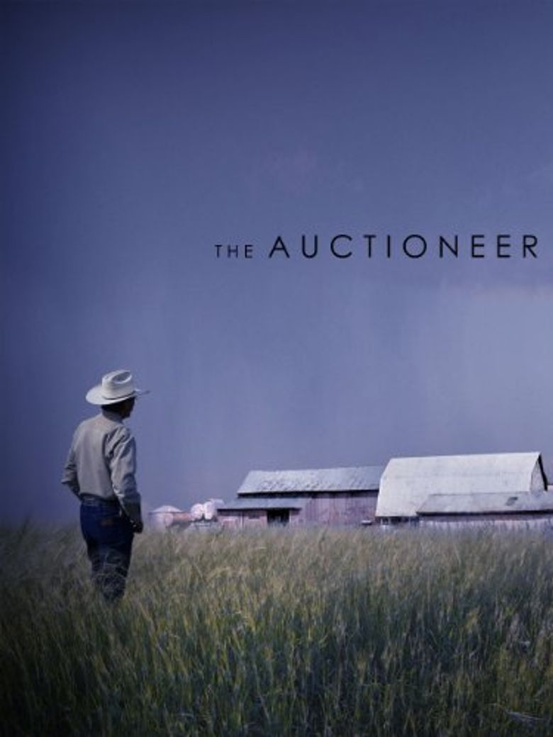 The Auctioneer Poster