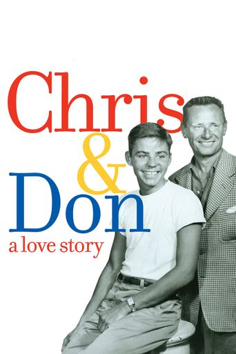 Chris & Don: A Love Story Poster