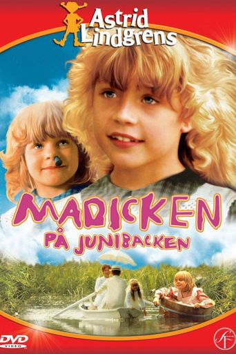 Madicken of June Hill Poster
