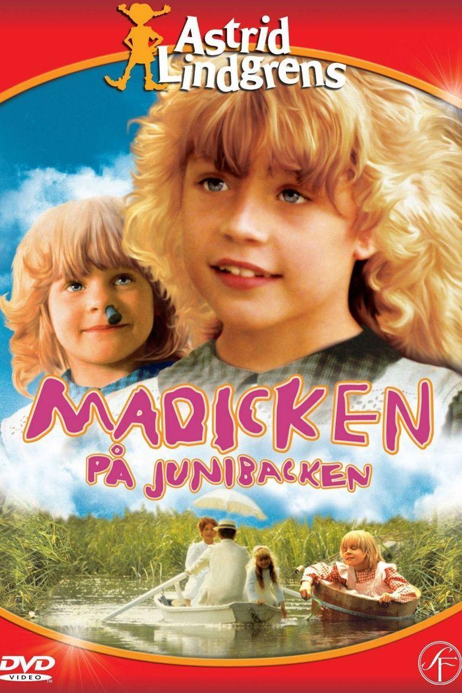 Madicken of June Hill Poster
