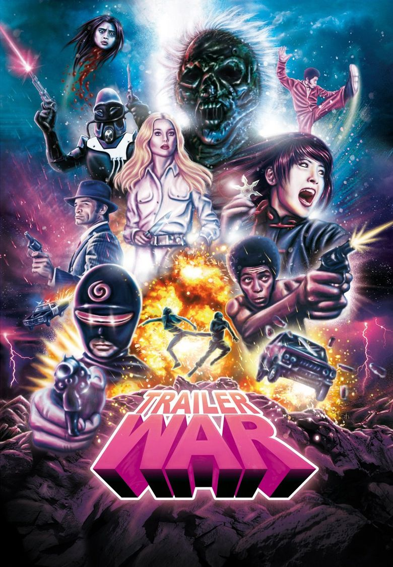 Trailer War Poster