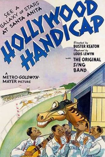 Hollywood Handicap Poster