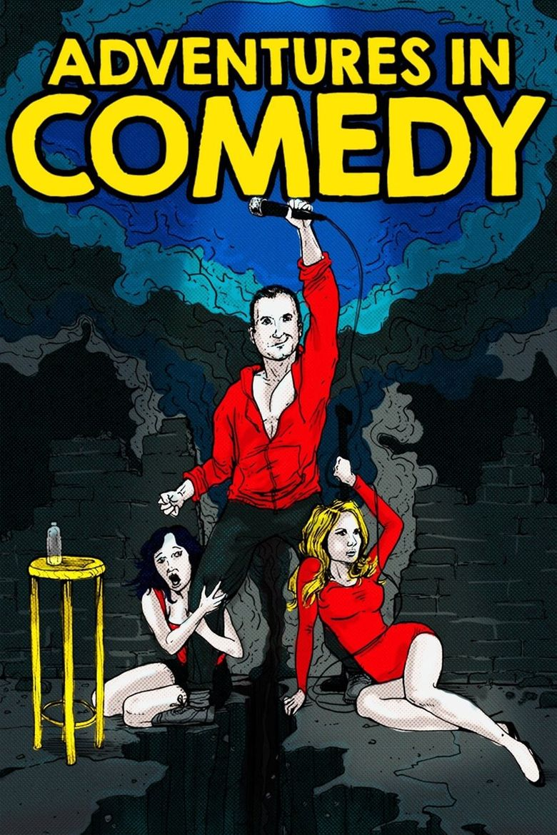 Adventures in Comedy Poster
