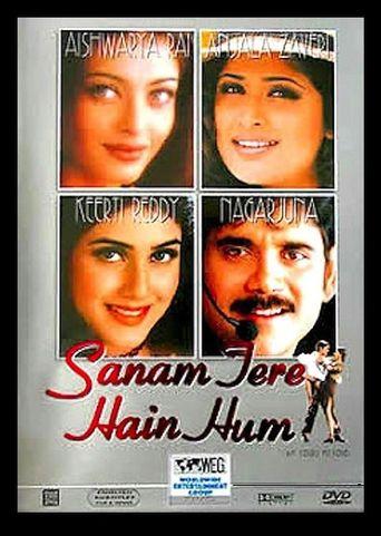 Sanam Tere Hain Hum Poster