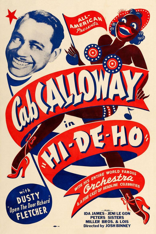 Hi-De-Ho Poster