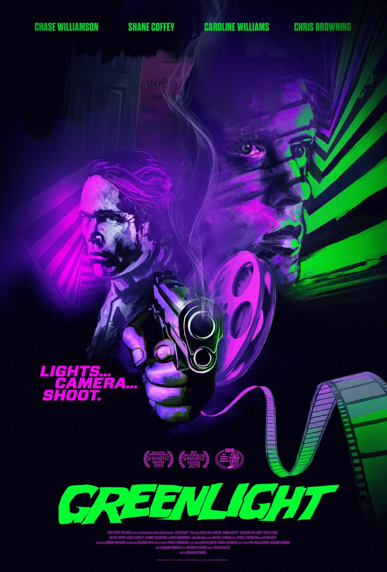 Greenlight Poster