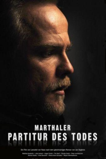 Marthaler - Partitur des Todes Poster