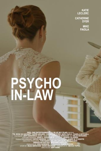 Psycho In-Law Poster