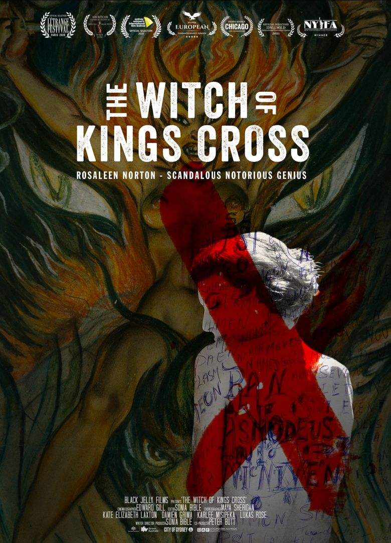 The Witches of Kings Cross Poster