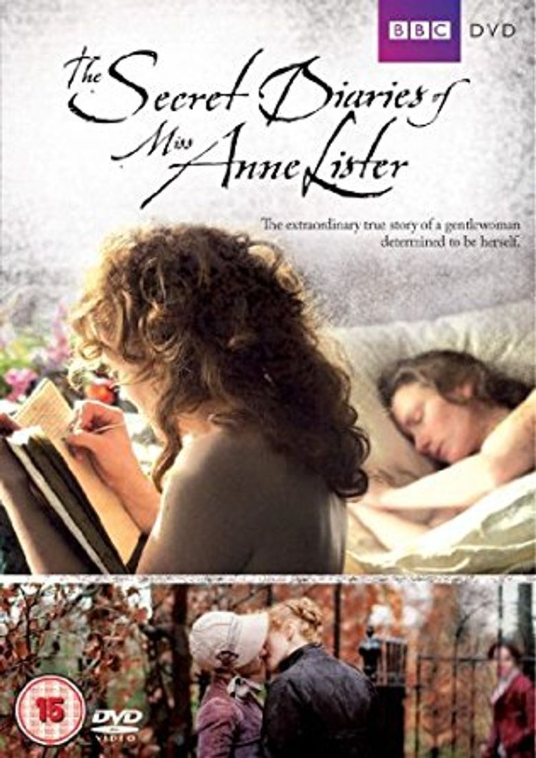 The Secret Diaries of Miss Anne Lister Poster