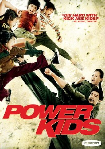 Power Kids Poster