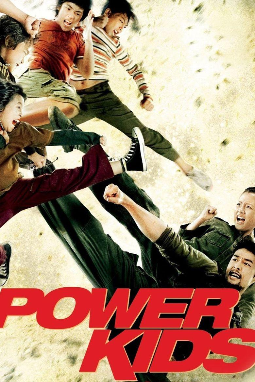 Power Kids Poster