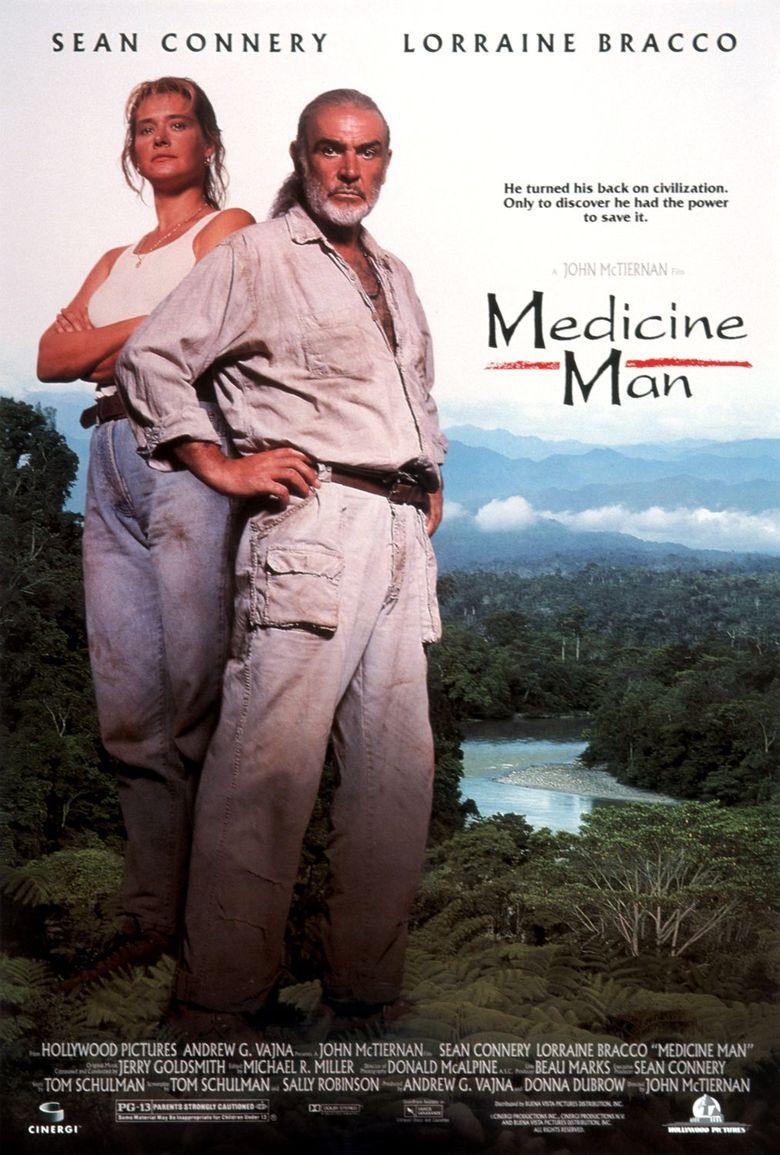 Medicine Man Poster
