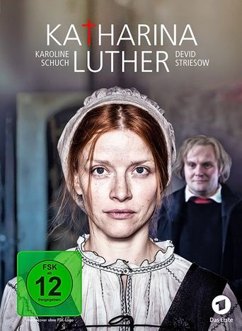Katharina Luther Poster